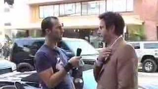 Celebrity Babylon - David Arquette Interview