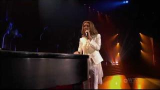 Celine Dion - Because You Loved Me (Hit Man: David Foster & Friends) HDTV 720p ***AMAZING QUALITY***