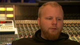 """Celine Dion In The Studio Recording """"Alone"""""""