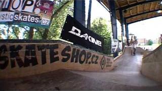 Český Skateboardový Pohár 2009- Pardubice
