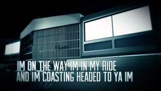Chamillionaire - On My Way Feat. Lee Lonn (Official Lyric Video)