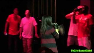 Charice - Pyramid ft Iyaz @ 98.5 KLUC Summer Block Party Las Vegas 8/23/2011