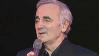Charles Aznavour - I Didn't See the Time Go By