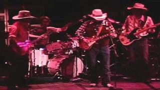 Charlie Daniels Band - Long Haired Country Boy - Volunteer Jam 1975