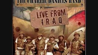 Charlie Daniels Band - Simple man - Live from irak