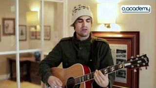 Charlie Simpson - Down Down Down - Acoustic Performance