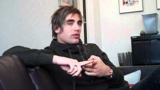 Charlie Simpson talks to Sugarscape about Young Pilgrim and solo material