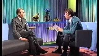 Charlie Watts - Tonight With Jonathan Ross 1991