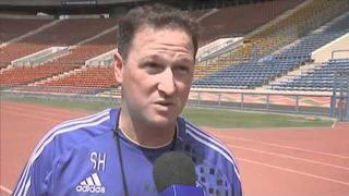 Chelsea FC - Steve Holland on pre season training