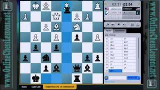 ChessCube - IM Daniel Naroditsky vs. NM Will Stewart - Live Blitz Game #1 - Chess