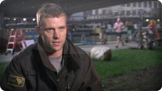 Chicago Fire - Jesse Spencer Interview
