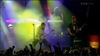 Children Of Bodom - Hatecrew Deathroll + Punch me I Bleed Live in Nosturi Part 5\7