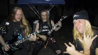 Children Of Bodom Triple Corpse Hammerblow