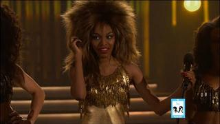 China Anne McClain as Tina Turner on Sing Your Face Off
