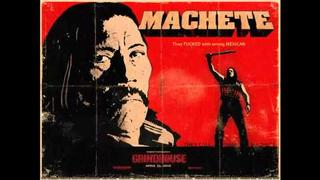 Chingon - Cascabel (Machete Soundtrack) [HD]