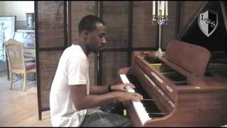 Chris Brown - Forever Piano Cover By: David Sides