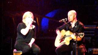 "Chris Daughtry & Kelly Clarkson - ""Fast Car"" Nashville, TN"