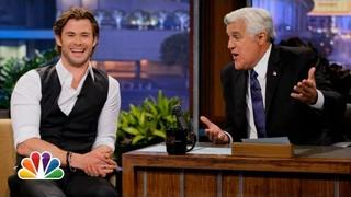 Chris Hemsworth's Early Acting Career - The Tonight Show with Jay