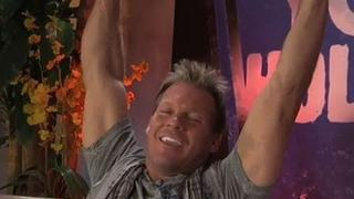 Chris Jericho Goes Crazy After Losing