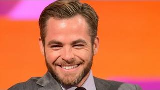 Chris Pine Nuts Vs Benedict Cumberbitches - The Graham Norton Show