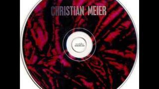 Christian Meier - primero en mojarme
