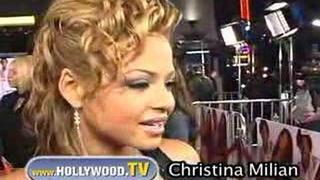 Christina Milian Spiritual Side of Hollywood