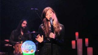 Christina Perri Performs 'A Thousand Years'
