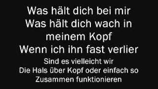 Christina Stürmer - Nie Zu Spät (Lyrics & English Translation)