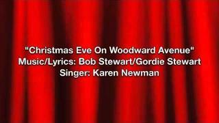 Christmas Eve On Woodward Avenue