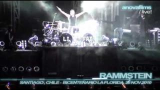 Christoph Schneider- The best drum solo in season 2010