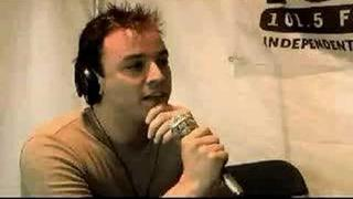 Christopher Wolstenholme Lollapalooza 2007 Interview