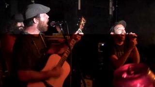 """Chuck Ragan with Tim McIlrath of Rise Against """"California Burritos"""""""