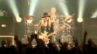 Cinder Road & Orianthi on December 2010 Japan Tour