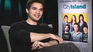 City Island - Exclusive: Steven Strait Interview