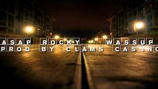 Clams Casino - Wassup [ASAP Rocky]