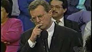 Classic Jerry Springer - Runaway Teens, Part 1 (1993)