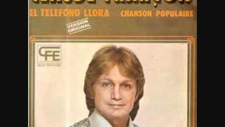 CLAUDE FRANCOIS - LLORA EL TELEFONO