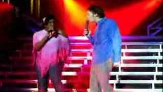 Clay Aiken w/ Quiana Parler - Chain Of Fools