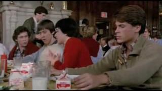 """clips of John Cusack in """"Class"""" (1983)"""