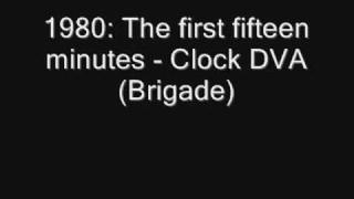 Clock DVA (Brigade) - Stunt Kites (Beautiful People)