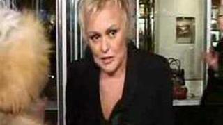 Cognacs Wellerlane interviews Muriel Robin at the Emmys