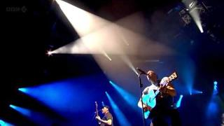 Coldplay Live Glastonbury 2011 therebels matrix