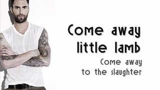 Come Away To The Water (Lyrics) - Maroon 5 Feat. Rozzi Crane