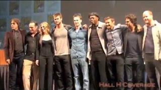 Comic-Con 2010: The Avengers