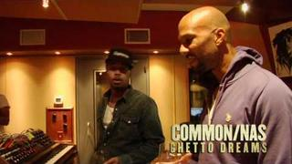 Common ft. Nas GhettoDreams Trailer