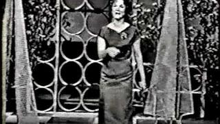 "CONNIE FRANCIS: ""LIPSTICK ON YOUR COLLAR"" '59 (The Saturday Night Beechnut Show)"