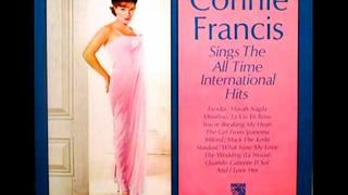 "CONNIE FRANCIS: ""THE WEDDING"" ('La Novia')-SPANISH"