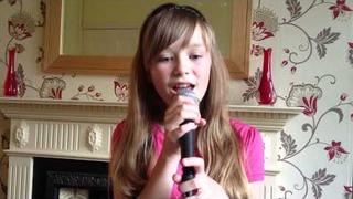 Connie Talbot cover - Use Somebody