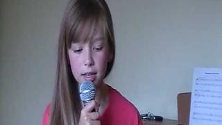 Connie Talbot Someone Like You Cover