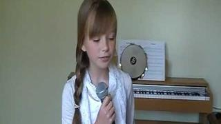 Connie Talbot - Wicked - Defying Gravity